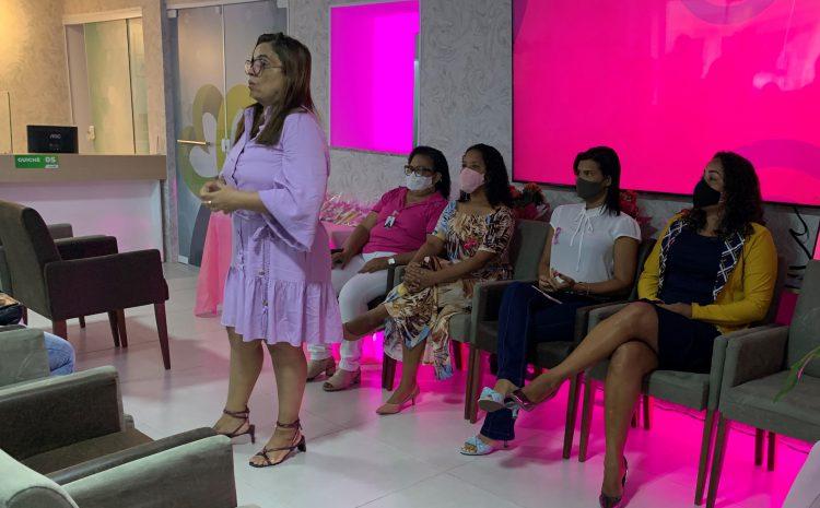 Outubro Rosa: Climege promove evento alusivo e mulheres compartilham histórias emocionantes